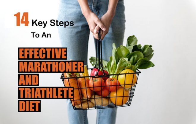 Effective Marathoner and Triathlete Diet