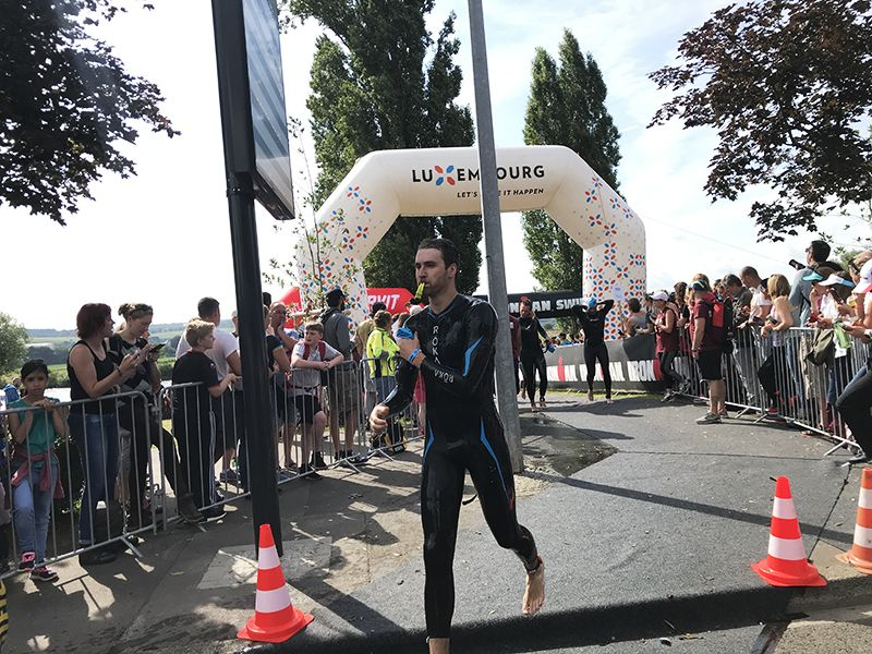 Ironman Luxembourg 70.3 T1