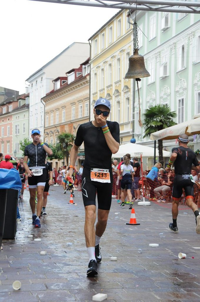 Ironman Austria run course