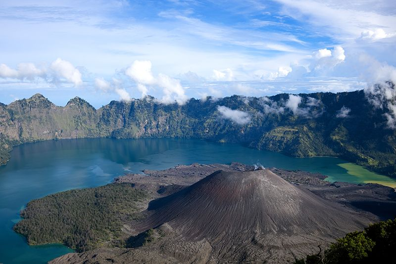 Climbing a volcano is one of the most adventurous things to do in bali
