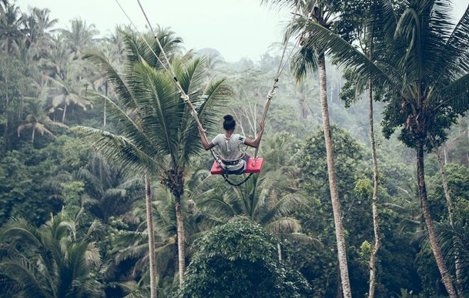 Adventurous things to do in Bali