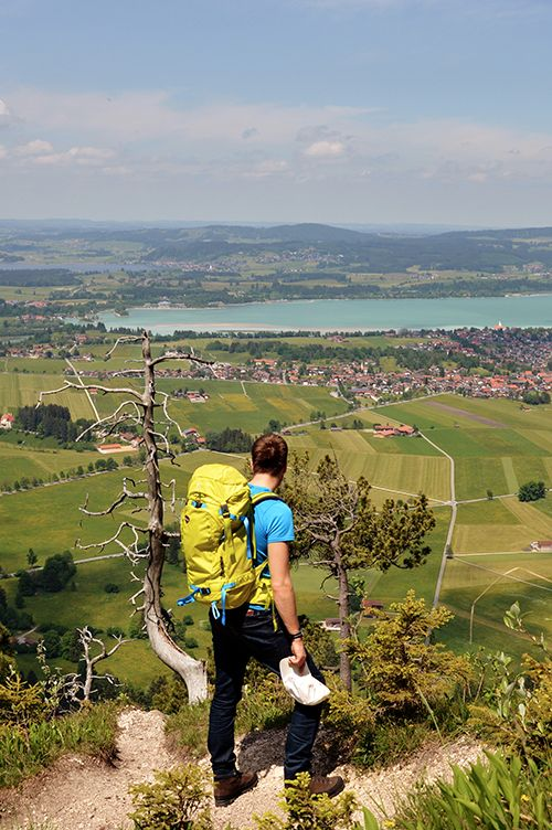 Hiking in Bavarian Alps and Fussen