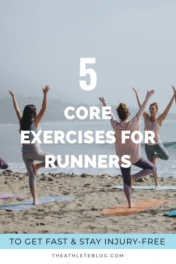 core exercises for runners pin