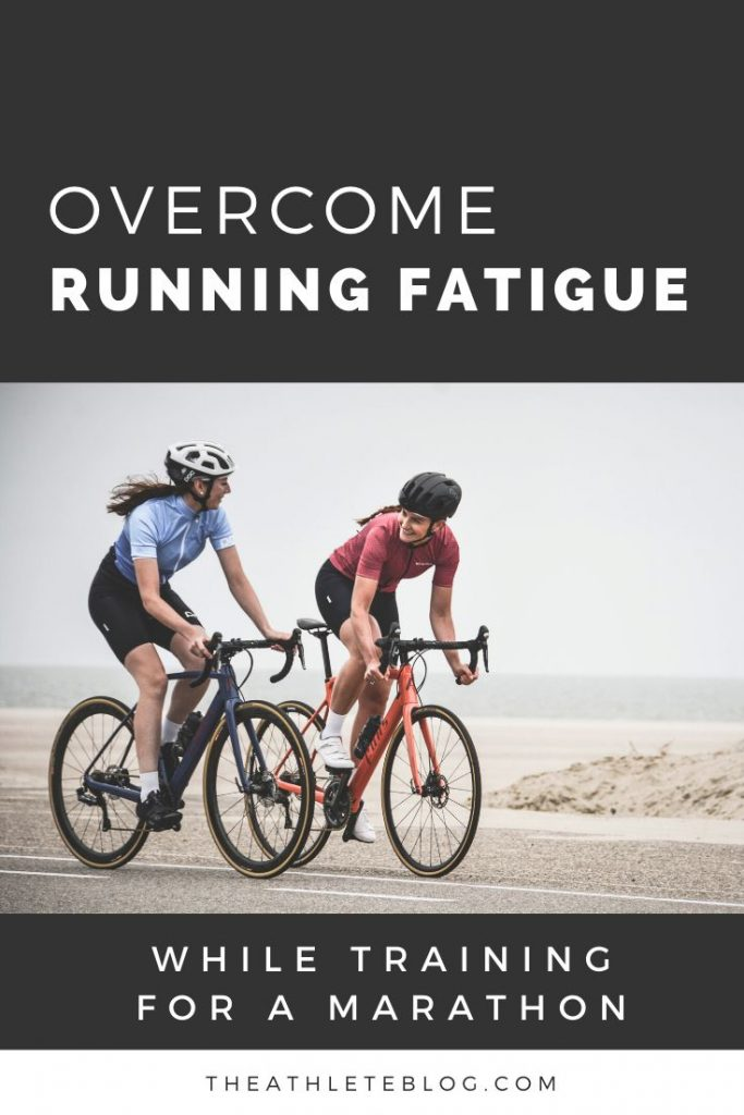 Overcome running fatigue pin