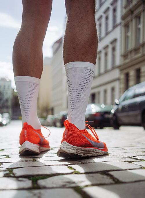 avoid chafing during running