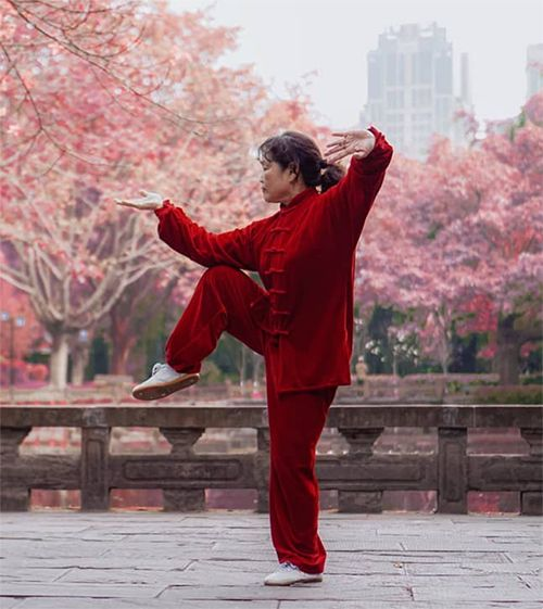 Tai Chi as meditation practice