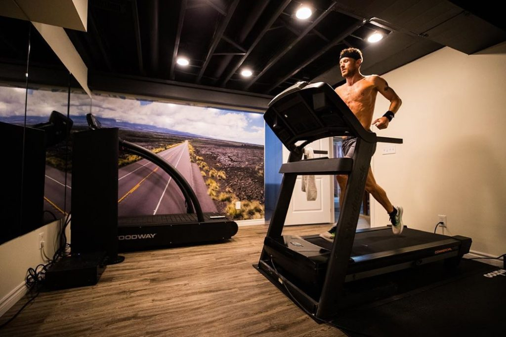Treadmill running is a great way to avoid getting sick in winter