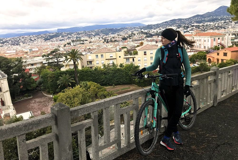 French Riviera - Cycling from Nice to Monaco