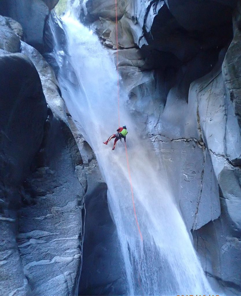 Canyoning is one of the things to do in Bavaria