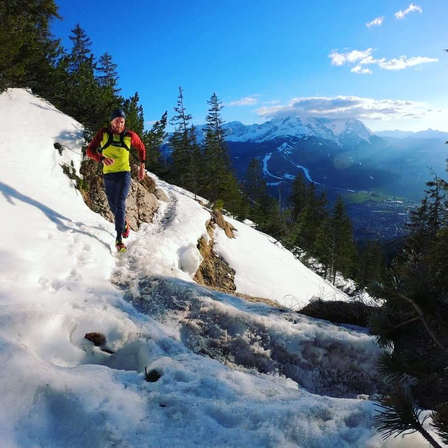 Trail running is one of the active things to do in Bavaria