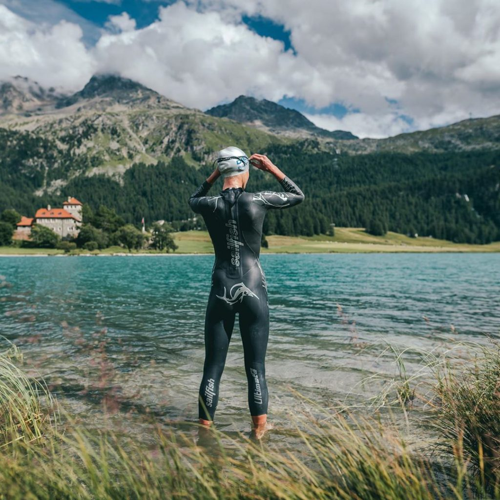 swimming is one of the active things to do in Bavaria