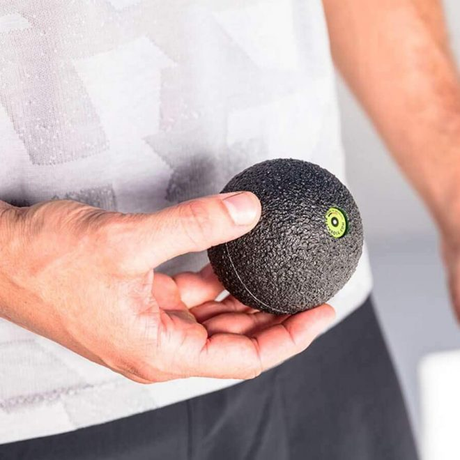 Blackroll massage ball closeup