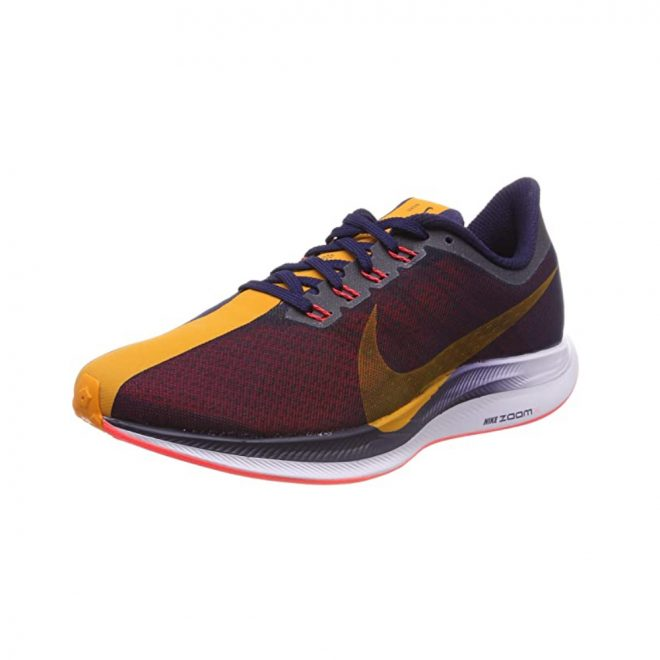 Nike zoom pegasus turbo side