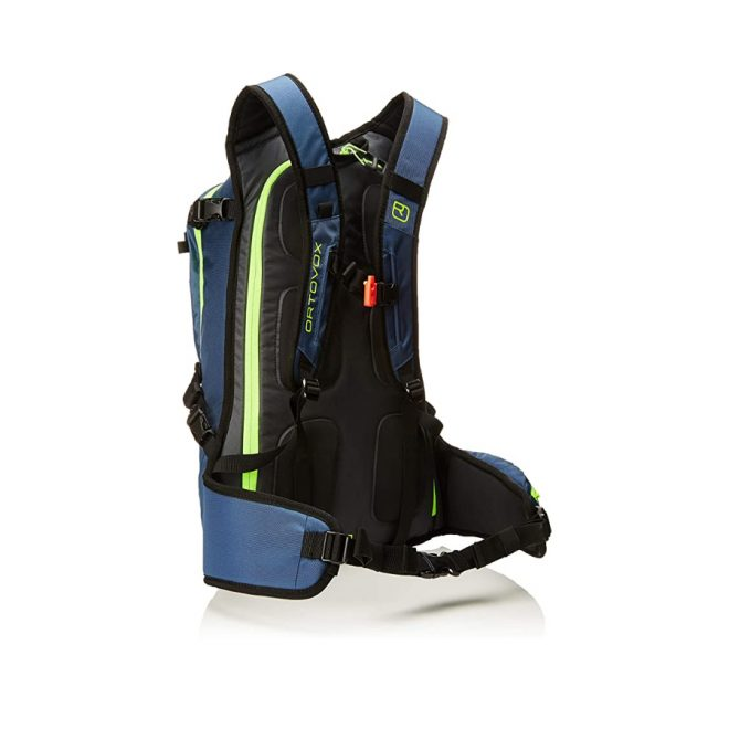 Ortovox cross rider backpack back