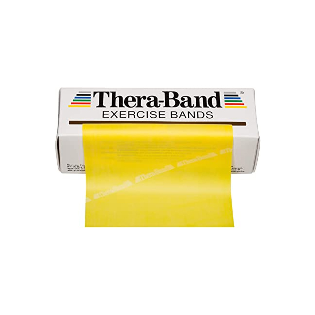 Theraband resistance bands box