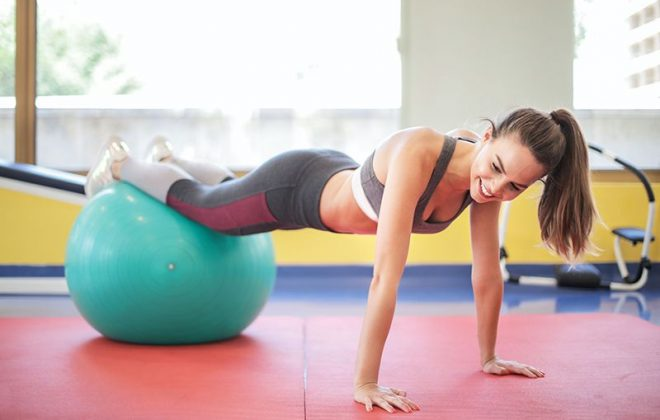 Core exercises for runners to stay injury free