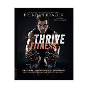 Brendan Brazier thrive fitness