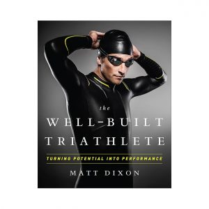 Matt Dixon - the well built triathlete
