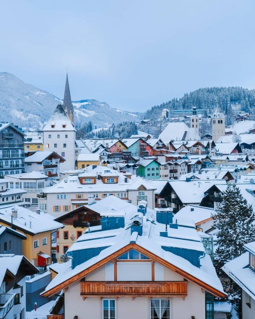 Last minute skiing resorts in the Alps